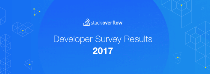 stackoverflow survey 2018